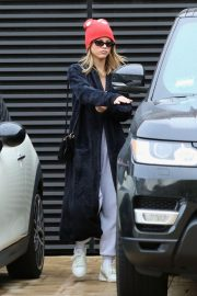 Sofia Richie Out for Lunch in Malibu 2018/12/05 2