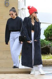 Sofia Richie Out for Lunch in Malibu 2018/12/05 10