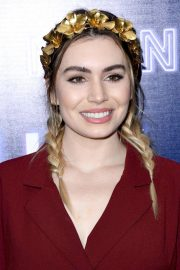 Sophie Simmons at Vox Lux Premiere in Hollywood 2018/12/05 13