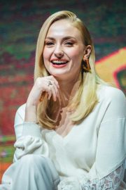 Sophie Turner at Comic-con Experience at Sao Paulo Expo 2018/12/07 7