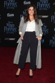 Tiffani Thiessen at Mary Poppins Returns Premiere in Los Angeles 2018/11/29 4