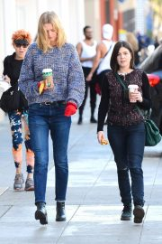 Toni Garrn Out for Coffee in West Hollywood 2018/12/01 7