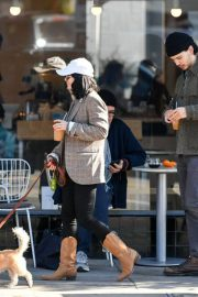 Vanessa Hudgens Out with her Dog in Los Angeles 2018/12/27 1