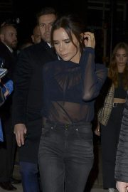 Victoria Beckham at Laylow Members Club in London 2018/12/03 4