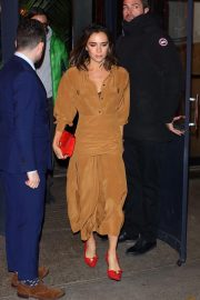Victoria Beckham Out for Dinner at CARBONE in New York 2018/11/27 5