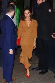 Victoria Beckham Out for Dinner at CARBONE in New York 2018/11/27 6