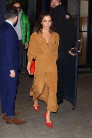 Victoria Beckham Out for Dinner at CARBONE in New York 2018/11/27 7