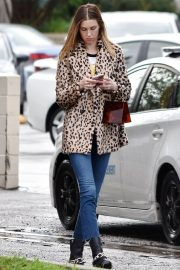 Whitney Port Out and About in Los Angeles 2018/11/29 5