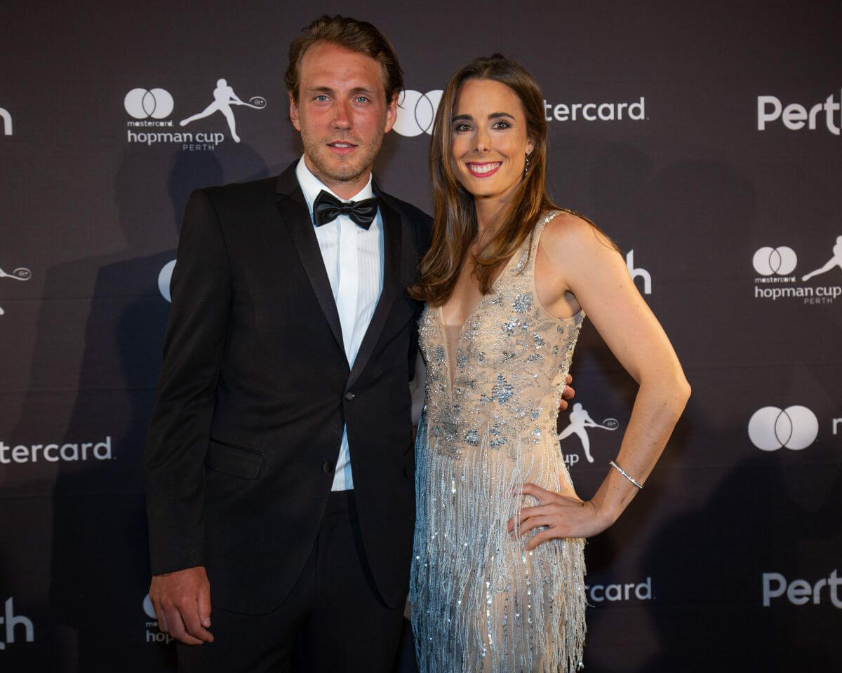 Alize Cornet at Hopman Cup New Year's Eve Gala in Perth 2018/12/31 1