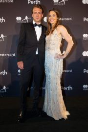 Alize Cornet at Hopman Cup New Year's Eve Gala in Perth 2018/12/31 2