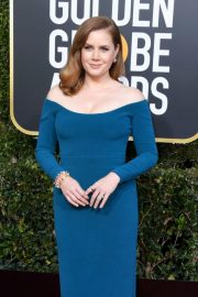 Amy Adams at 2019 Golden Globe Awards in Beverly Hills 2019/01/06 3