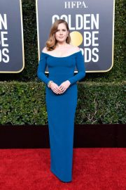 Amy Adams at 2019 Golden Globe Awards in Beverly Hills 2019/01/06 4