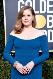 Amy Adams at 2019 Golden Globe Awards in Beverly Hills 2019/01/06 5