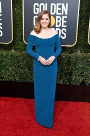 Amy Adams at 2019 Golden Globe Awards in Beverly Hills 2019/01/06 9