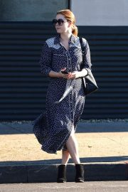 Amy Adams Out and About in Beverly Hills 2018/01/04 8