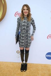 Amy Purdy at Gold Meets Golden Brunch in Beverly Hills 2019/01/05 2