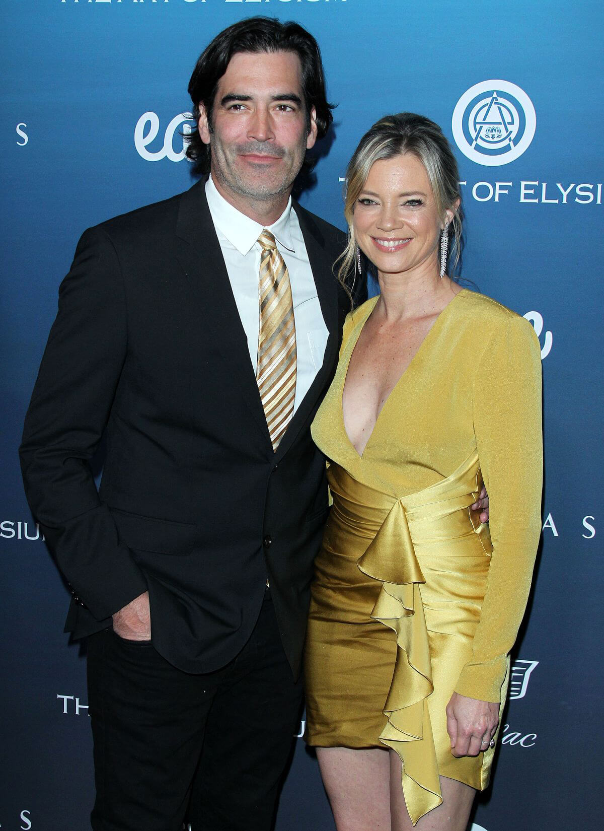 Amy Smart at Art of Elysium's 12th Annual Celebration in Los Angeles 2019/01/05 1