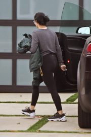 Ariel Winter Arrives at a Gym in Los Angeles 2019/01/05 4