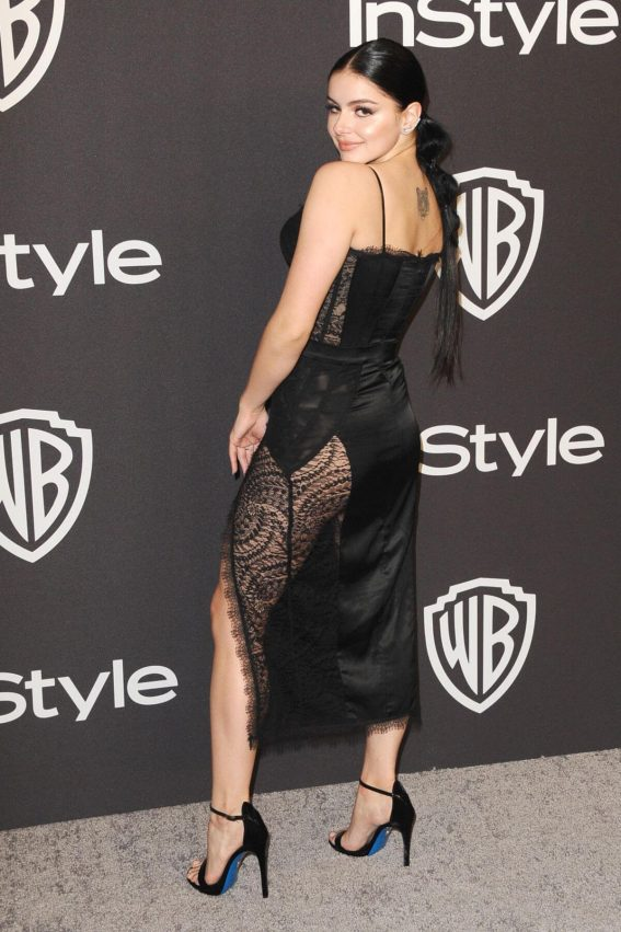 Ariel Winter at Instyle and Warner Bros Golden Globe Awards Afterparty in Beverly Hills 2019/01/06 1