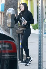 Ariel Winter Out and About in Studio City 2019/01/04 10