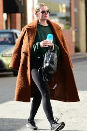 Ashlee Simpson Out in Los Angeles 2018/12/31 1