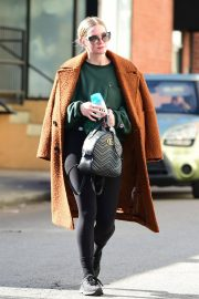 Ashlee Simpson Out in Los Angeles 2018/12/31 2