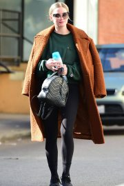 Ashlee Simpson Out in Los Angeles 2018/12/31 3