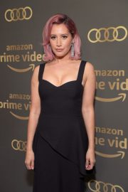 Ashley Tisdale at Amazon Prime Video Golden Globe Awards After Party in Beverly Hills 2019/01/06 2