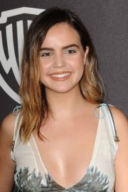 Bailee Madison at Instyle and Warner Bros Golden Globe Awards Afterparty in Beverly Hills 2019/01/06 1