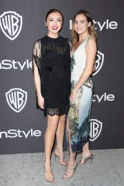 Bailee Madison at Instyle and Warner Bros Golden Globe Awards Afterparty in Beverly Hills 2019/01/06 10