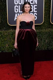 Caitriona Balfe at 2019 Golden Globe Awards in Beverly Hills 2019/01/06 3