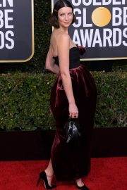 Caitriona Balfe at 2019 Golden Globe Awards in Beverly Hills 2019/01/06 4