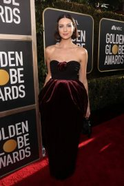 Caitriona Balfe at 2019 Golden Globe Awards in Beverly Hills 2019/01/06 6