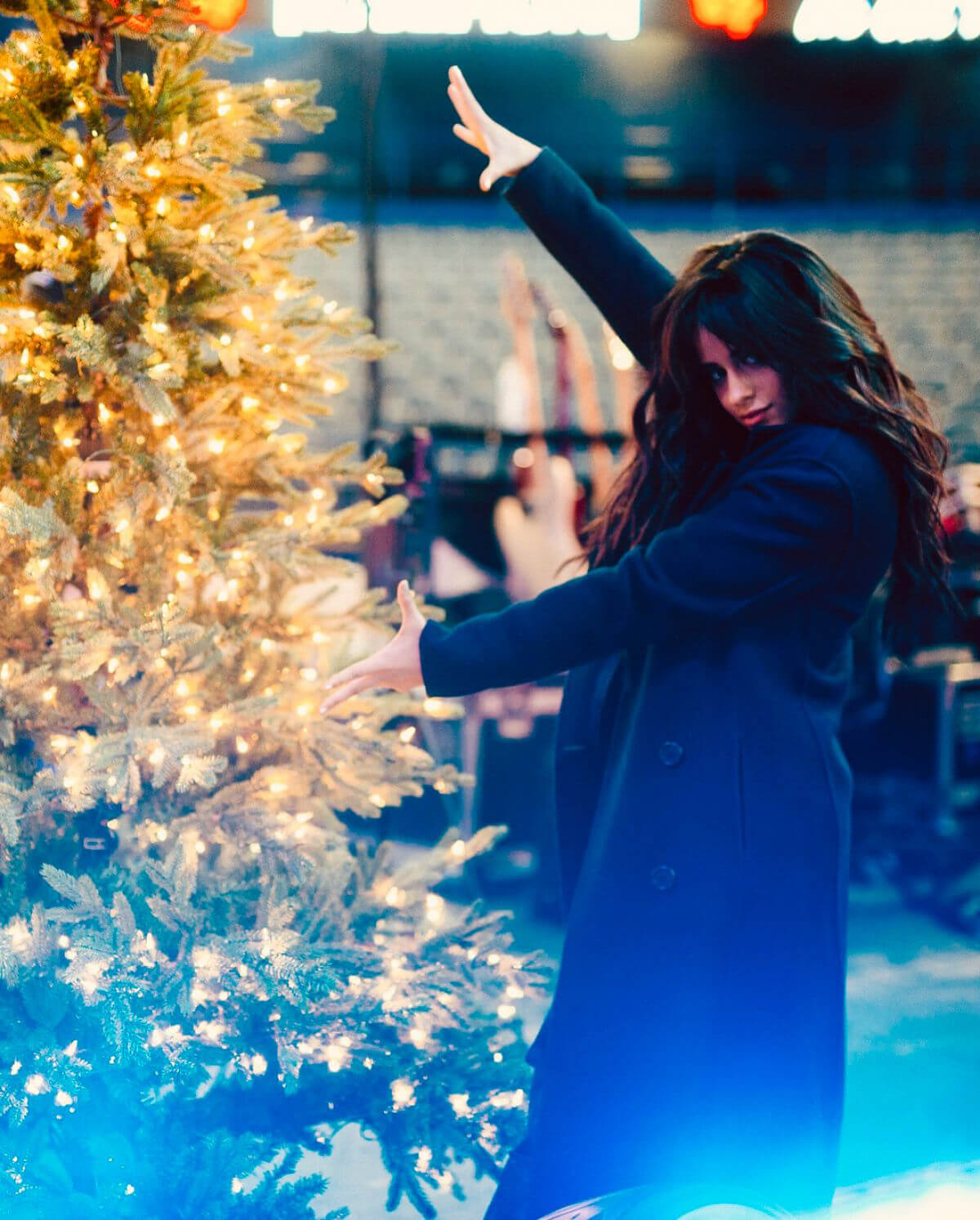 Camila Cabello at New Year's Eve on Instagram Pictures 2018/12/31 1