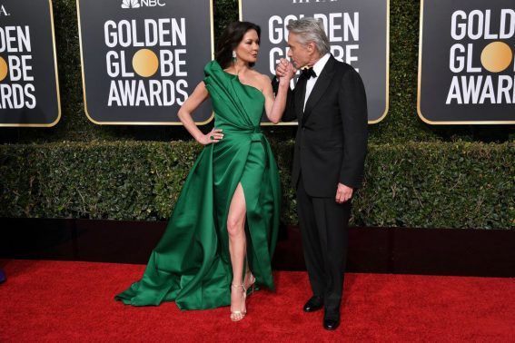 Catherine Zeta-Jones at 2019 Golden Globe Awards in Beverly Hills 2019/01/06 1