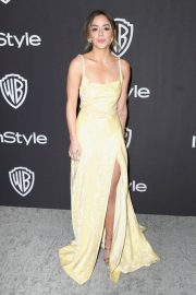 Chloe Bennet at Instyle and Warner Bros Golden Globe Awards Afterparty in Beverly Hills 2019/01/06 3