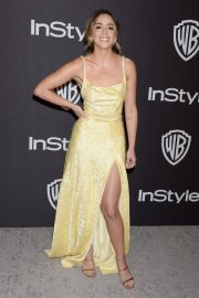 Chloe Bennet at Instyle and Warner Bros Golden Globe Awards Afterparty in Beverly Hills 2019/01/06 6