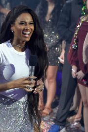 Ciara Performs at Dick Clark's New Year's Rockin' Eve 2019 in New York 2018/12/31 2