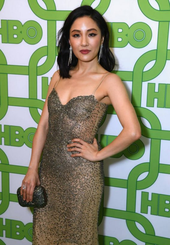 Constance Wu at HBO Golden Globe Awards Afterparty in Beverly Hills 2019/01/06 1