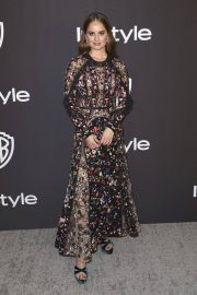 Debby Ryan at Instyle and Warner Bros Golden Globe Awards Afterparty in Beverly Hills 2019/01/06 1