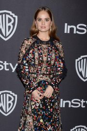 Debby Ryan at Instyle and Warner Bros Golden Globe Awards Afterparty in Beverly Hills 2019/01/06 3