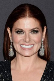 Debra Messing at Instyle and Warner Bros Golden Globe Awards Afterparty in Beverly Hills 2019/01/06 3