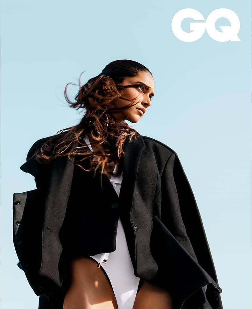 Deepika Padukone Photoshoot for GQ Magazine India, December 2018 Issue 1