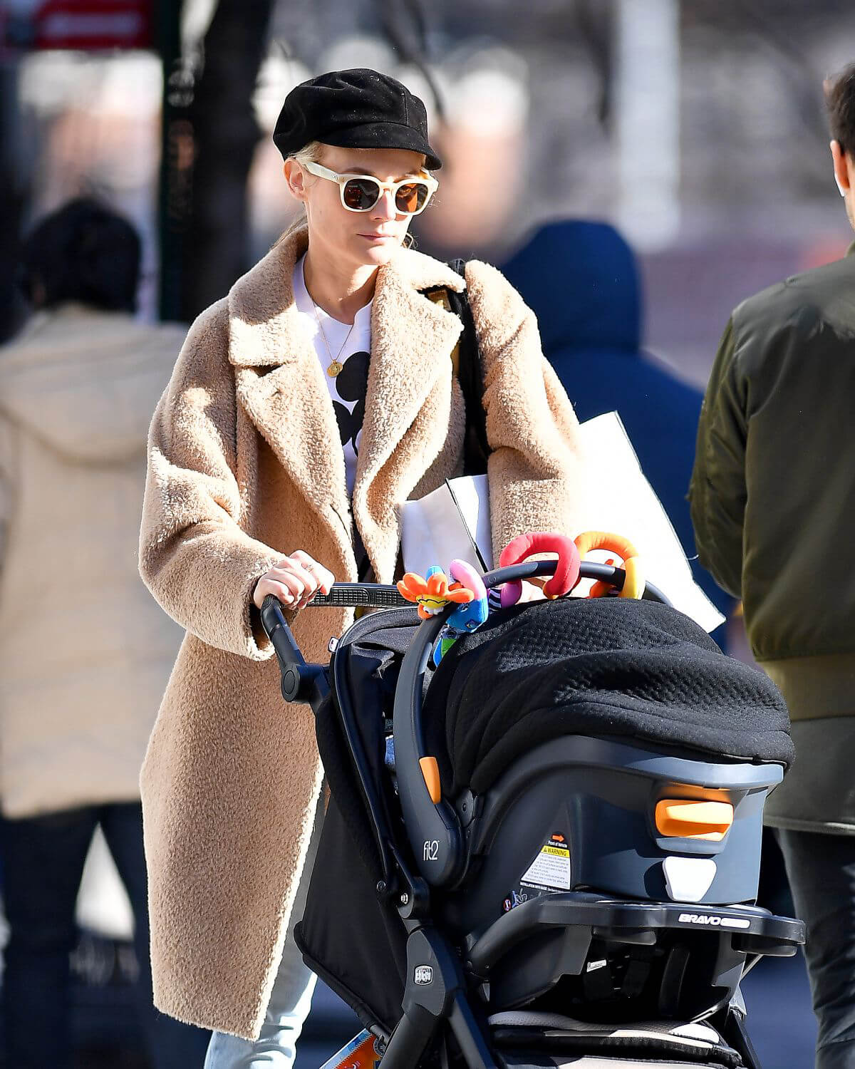 Diane Kruger Out in New York 2018/12/29