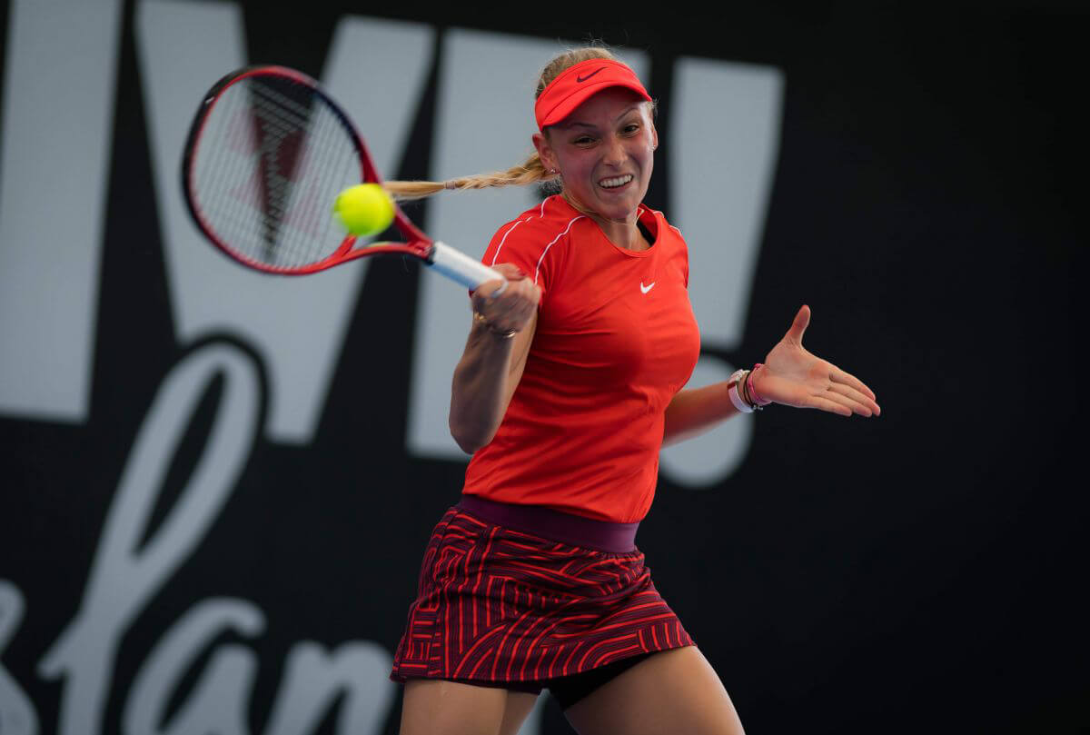 Image result for vekic brisbane 2019