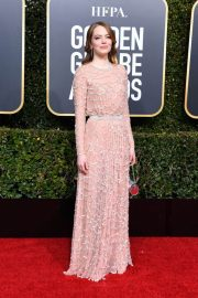 Emma Stone at 2019 Golden Globe Awards in Beverly Hills 2019/01/06 1