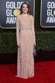 Emma Stone at 2019 Golden Globe Awards in Beverly Hills 2019/01/06 7
