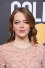 Emma Stone at 2019 Golden Globe Awards in Beverly Hills 2019/01/06 8