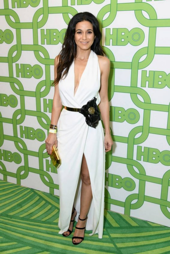 Emmanuelle Chriqui at HBO Golden Globe Awards Afterparty in Beverly Hills 2019/01/06 1