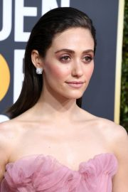 Emmy Rossum at 2019 Golden Globe Awards in Beverly Hills 2019/01/06 5